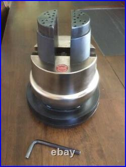 GRS Magnablock Engraver's Ball Vise Heavy Duty