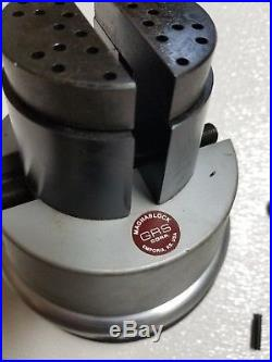 GRS Magnablock engraving vise