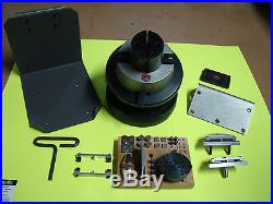 GRS Magnablock with accessories and GRS hanging bench tray