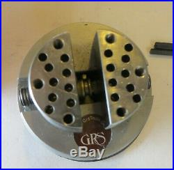 GRS MicroBlock 003-684 engraving ball vise jewelry tools Ret. $395 EUC Made in US