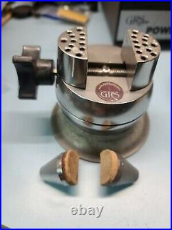 GRS Microblock Ball Vise Lapidary Stone Setting jewelers
