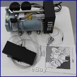 GRS Model GG-550 GraverMeister Complete System With Handpiece Clean Unit #2