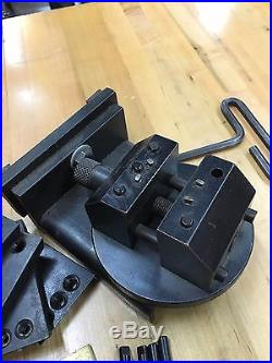 GRS Multi purpose Vise w 4 fixed mounting plates