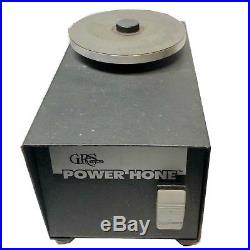 GRS POWER HONE 110V, 60Hz 1 DIAMOND DISC 600 grit USED AND WORKING CONDITION