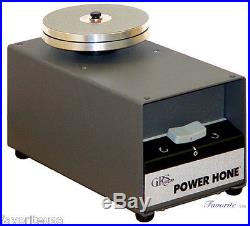 GRS POWER HONE COMPLETE QC SYSTEM with QUICK CHANGE SHARPENING FIXTURE110V /230V