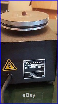 GRS POWER HONE DUAL ANGLE SHARPENING SYSTEM 115V, 60Hz