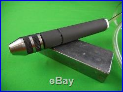 GRS Pneumatic Air Scribe Hammer Carver, Engraver's Tool, Chisel, High Speed