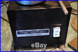 GRS Power Hone 600 1200 diamond wheels sharpening fixture engraving tool lot