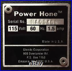 GRS Power Hone And Dual Angle Sharpening Fixture