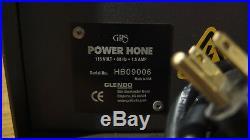 GRS Power Hone Basic (001-525B), 115V, 60 Hz, 1.5 A