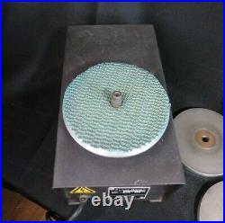 GRS Power Hone, Dual Angle Fixture, Ceramic and 3 Diamond Plates