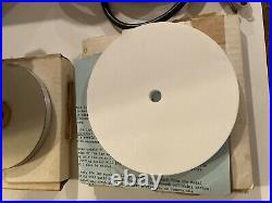 GRS Power Hone, Dual Angle Fixture, New Ceramic Lap and 2 Diamond Plates