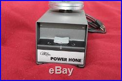 GRS Power Hone Dual Angle system sharpener