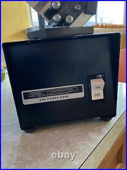GRS Power Hone Sharpener With Sharpening Fixture used