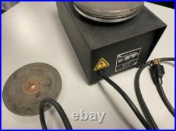GRS Power Hone Sharpening System GLENDO Corp 5 Wheel Engraving Tools