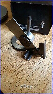 GRS Power Hone System With Diamond Sharpening Wheels and Holder