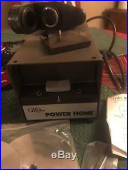 GRS Power Hone System with Dual-Angle Sharpening Fixture, Preowned