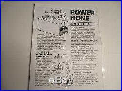 GRS Power Hone with Wheels & Accessories Package Deal