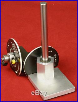 GRS TOOLS Power Hone with 260, 600, 1200 Grit Wheels 3 Templates Angle-Fixture