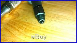 GRS TOOLS TWO GRS HANDPIECES (you get both) ENGRAVING TOOLS Made in USA