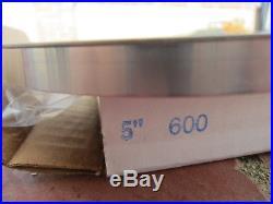 GRS Tools 002-055 5-inch /125mm Diamond Wheel 600 Grit Medium for Power Hone