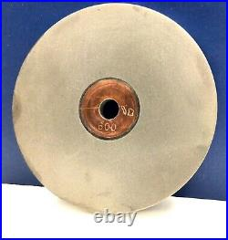 GRS Tools 002-055 5-inch /125mm Diamond Wheel 600 Grit Medium for Power Hone 5