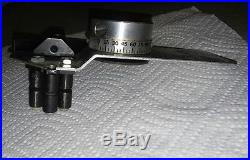 GRS Tools 003-100 Standard Graver Sharpening Fixture for Power Hone Single Angle