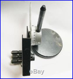 GRS Tools 003-100 Standard Graver Sharpening Fixture for Power Hone USED
