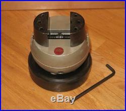 GRS Tools 003-530 Standard Block Ball Vise Rotary Tilt Jewelers Engraving Vise