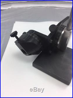 GRS Tools 003-570 Dual Angle Sharpening Fixture for Power Hone + QC adapters