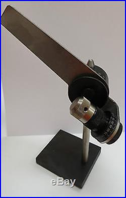 GRS Tools 003-580 Quick Change Sharpening Fixture With Base for Power Hone