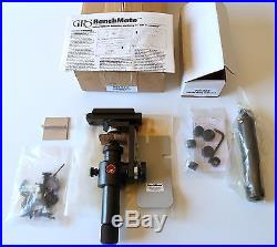 GRS Tools 004-542L (Left-Handed) & 004-589 Benchmate Setters Package NEW IN BOX
