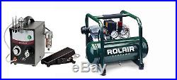 GRS Tools 004-895 GraverSmith with Rolair Compressor