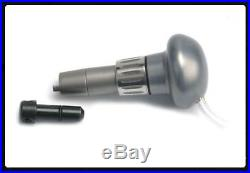 GRS Tools 004-921 LIGHTWEIGHT MONARCH HANDPIECE with 6 QC TOOL HOLDERS
