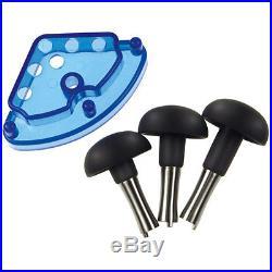 GRS Tools 004-934 Graduated Length QC Handle Set of 3