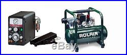 GRS Tools 004-995 GraverMax G8 with Rolair Compressor