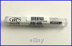 GRS Tools 022-629 C-Max Carbide Onglette Graver # 4