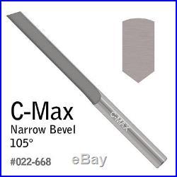GRS Tools 022-668 C-Max Carbide Graver Narrow Bevel 105