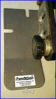 GRS Tools Benchmate Ring Vice Clamp with Mounting Bracket