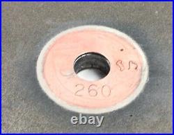 GRS Tools Diamond Wheel 5-inch 260 Grit (coarse) Power Hone System 5 Glendo
