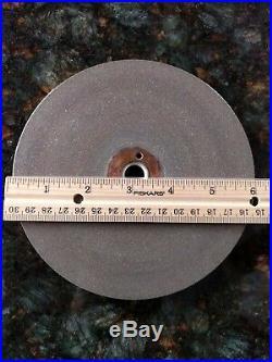 GRS Tools Engraving Power Hone Diamond Wheel 100 Grit 6 inch