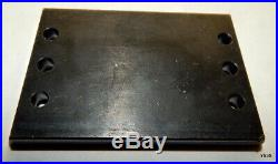 GRS Tools Fixed Mounting Plate 9mm x 80mm-83mm x 51mm