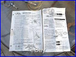 GRS Tools Gravermax Engraver with 850 Handpiece, 921 Monarch, + Handpiece