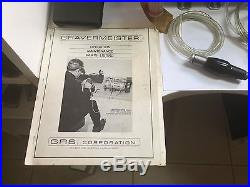 GRS Tools Gravermeister and 2 Handpieces