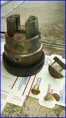 GRS Tools MagnaBlock Ball Vise FOR PARTS OR REPAIR READ DESCRIPTION