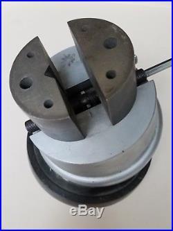 GRS Tools MagnaBlock Engraving Ball Vise