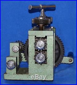 GRS Tools Manual Combination Jewelry Rolling Mill