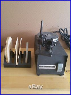 GRS Tools Power Hone Sharpening System + Dual Angle Sharpening Fixture+Ceramic+2