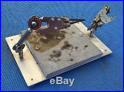 GRS Tools Short Third Hand Arm Grabber Holder Soldering Station Pad Wire