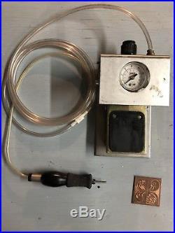 GRS Tools Sustem 3 Air Engraver